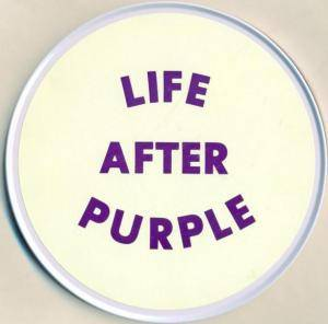 Life After Purple - Cover