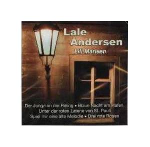 Lale Andersen: Lili Marleen - Cover