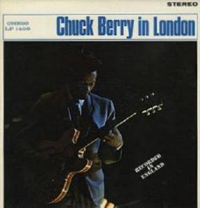 Cover - Chuck Berry: Chuck Berry In London