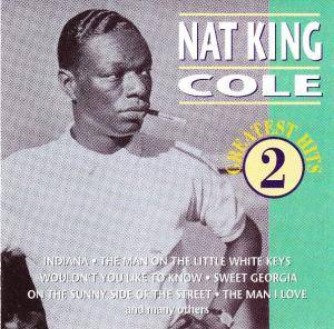 Nat King Cole: Greatest Hits 2 - Cover