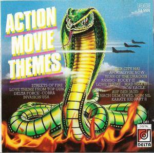 Cover - Jerry Goldsmith: Action Movie Themes