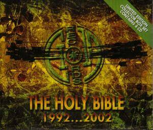 Cover - Division Alpha: Holy Bible 1992... 2002, The