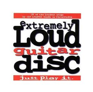 Extremely Loud Guitar Disc - Cover