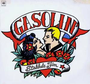 Cover - Gasolin': Stakkels Jim