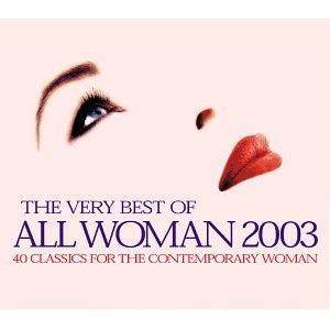 Cover - Eurythmics & Aretha Franklin: All Woman 2003 The Very Best Of