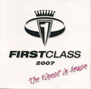 Cover - Mason Vs Princess Superstar: Firstclass 2007 - The Finest In House