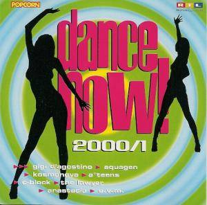 Dance Now! 2000/1 - Cover