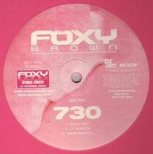 "Foxy Brown: Candy (12"") - Bild 3"
