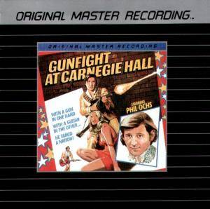 Cover - Phil Ochs: Gunfight At Carnegie Hall