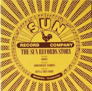 Cover - Jimmy DeBerry: Sun Records Story, The