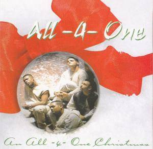 Cover - All-4-One: All-4-One Christmas, An