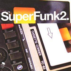 SuperFunk2. - Cover