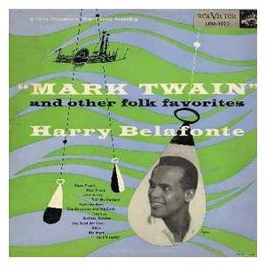 Cover - Harry Belafonte: Mark Twain And Other Folk Favorites
