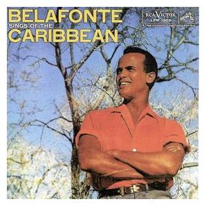 Cover - Harry Belafonte: Belafonte Sings Of The Caribbean