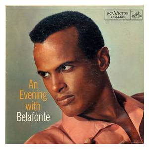 Cover - Harry Belafonte: Evening With Belafonte, An