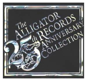 Cover - Hound Dog Taylor: Alligator Records 25th Anniversary Collection, The
