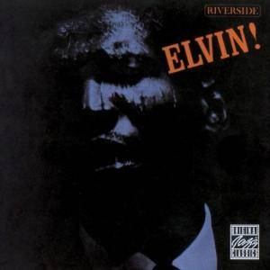 Cover - Elvin Jones: Elvin!