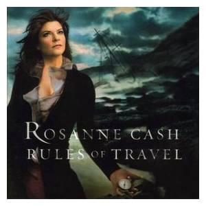 Cover - Rosanne Cash: Rules Of Travel