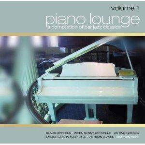 Cover - Herman Hupfeld: Piano Lounge Volume 1 - A Compilation Of Bar Jazz Classics