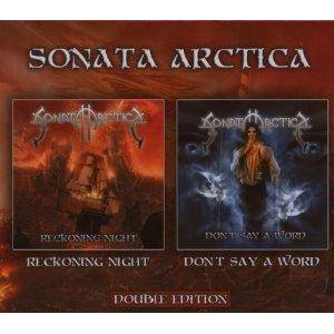 Cover - Sonata Arctica: Reckoning Night / Don't Say A Word