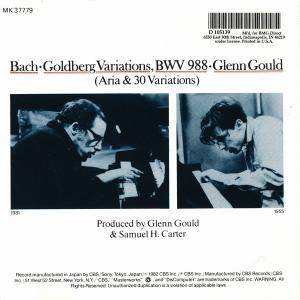 Johann Sebastian Bach: The Goldberg Variations (CD) - Bild 2