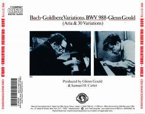 Johann Sebastian Bach: The Goldberg Variations (CD) - Bild 4