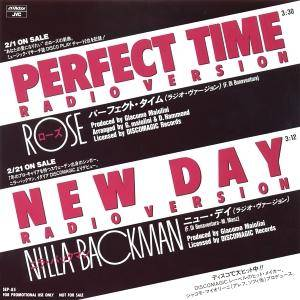 Cover - Rose: Perfect Time / New Day