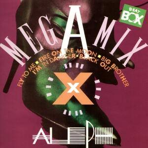 Cover - Aleph: Megamix