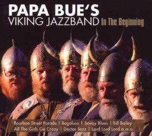 Cover - Papa Bue's Viking Jazzband: In The Beginning
