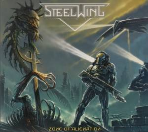 Steelwing: Zone Of Alienation (CD) - Bild 1