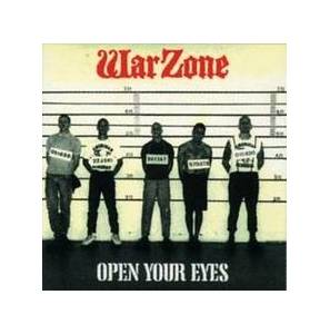 Cover - Warzone: Open Your Eyes