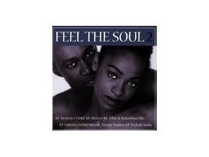 Cover - Groove Theory: Feel The Soul 2