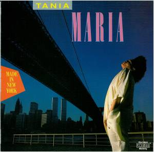 Cover - Tania Maria: Made In New York