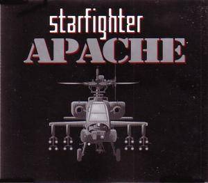Cover - Starfighter: Apache