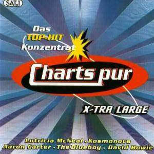Cover - Hypertrophy: Charts Pur X-Tra Large