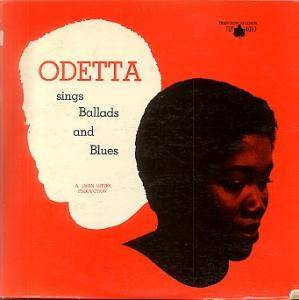 Cover - Odetta: Odetta Sings Ballads And Blues