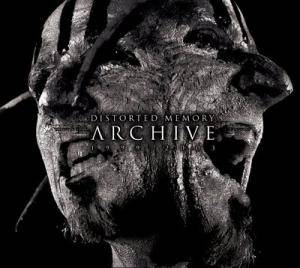 Cover - Distorted Memory: Archive (1999 - 2003) / Hand Of God (Remixes)