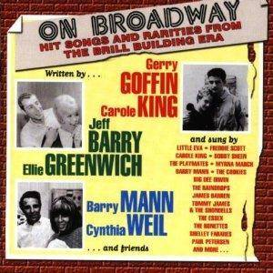 Cover - Cinderellas, The: On Broadway - Hit Songs And Rarities From The Brill Building Era