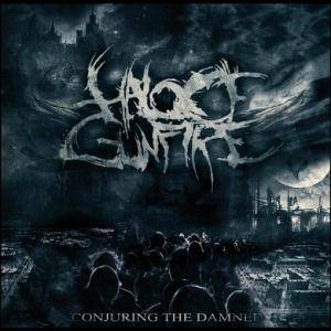 Halo Of Gunfire: Conjuring The Damned (CD) - Bild 1