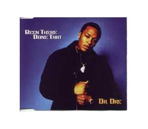 Cover - Dr. Dre: Been There Done That