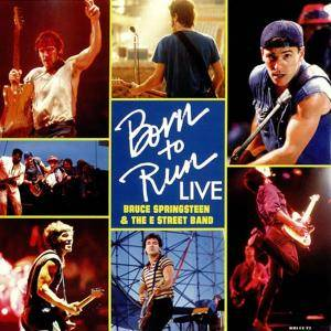Cover - Bruce Springsteen & The E Street Band: Born To Run