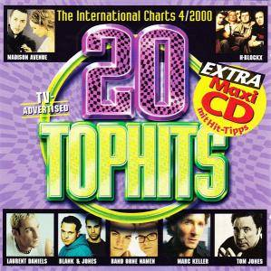 Cover - Prezioso Feat. Marvin: 20 Top Hits Aus Den Charts 4/2000