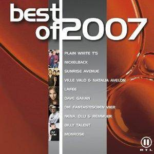 Cover - Lemon Ice: Best Of 2007