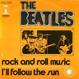 "The Beatles: Rock And Roll Music (7"") - Bild 1"