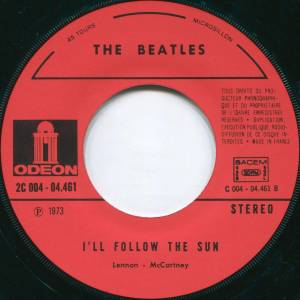 "The Beatles: Rock And Roll Music (7"") - Bild 4"