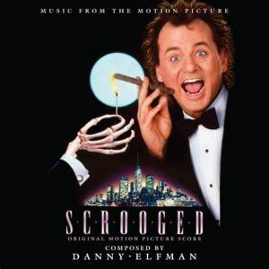 Cover - Danny Elfman: Scrooged