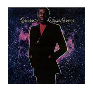 Cover - Elvin Jones: Genesis