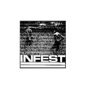 Infest: Slave - Cover