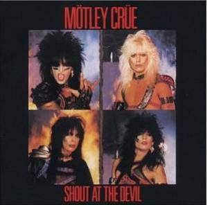 Mötley Crüe: Shout At The Devil - Cover