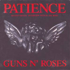 Guns N' Roses: Patience - Cover